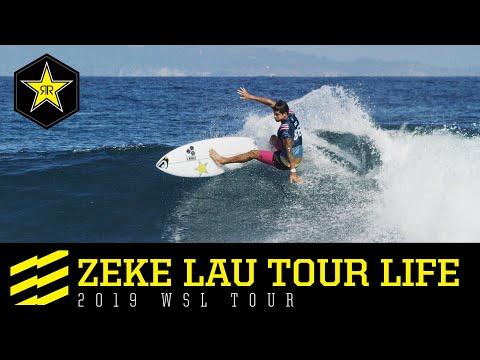 Zeke Lau - Tour Life