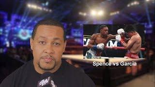 Errol Spence Dominates Garcia Who's Next, Wilder vs Breazeale #fightweek