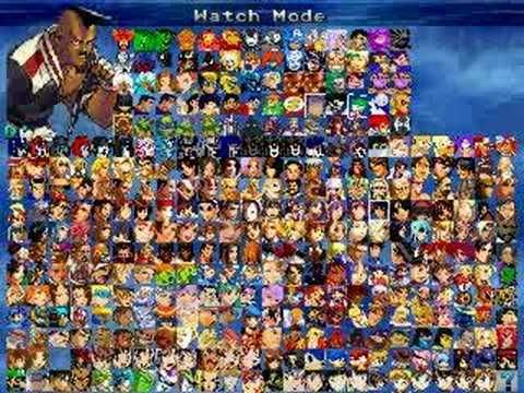 Winmugen characters download.