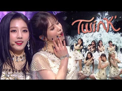 《Comeback Special》 러블리즈(Lovelyz) - 종소리(Twinkle) @인기가요 Inkigayo 20171119