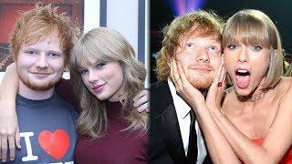 Momentos Envidiables de Amistad de Taylor Swift y Ed Sheeran