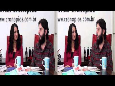 Videocast com Aline Rocha e Eduardo Lacerda, criadores da Editora Patuá