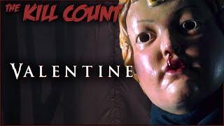 Valentine (2001) KILL COUNT