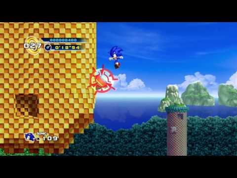 Sonic The Hedgehog 4  Episode 1