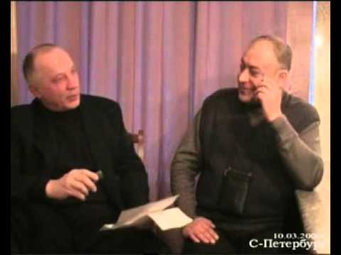 Интервью С. Арутюнян (гр. Беломорканал) Музею шансона 10.03.2006 г. часть 3