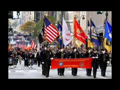 Veterans Day Tribute, Parade, Quotes, pictures 2014