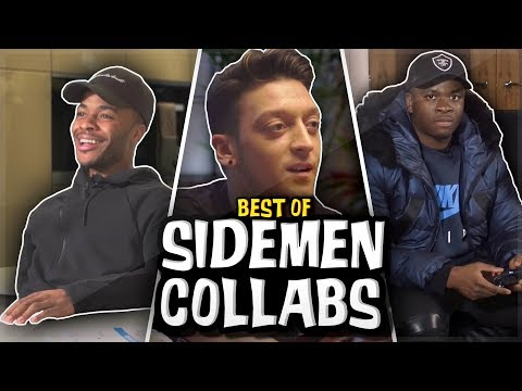 BEST OF SIDEMEN COLLABS!