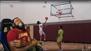 Flight Tried To Hide This 1vs1 Basketball Video LOL!!!!!