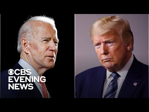 Trump and Biden battle for swing states in final stretch before Election Day