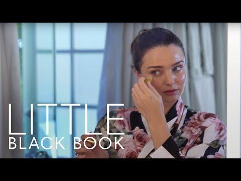 Miranda Kerr's Supermodel Skincare Secrets | Little Black Book of Wellness | Harper's BAZAAR