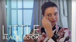 Miranda Kerr's Supermodel Skincare Secrets | Little Black Book | Harper's BAZAAR