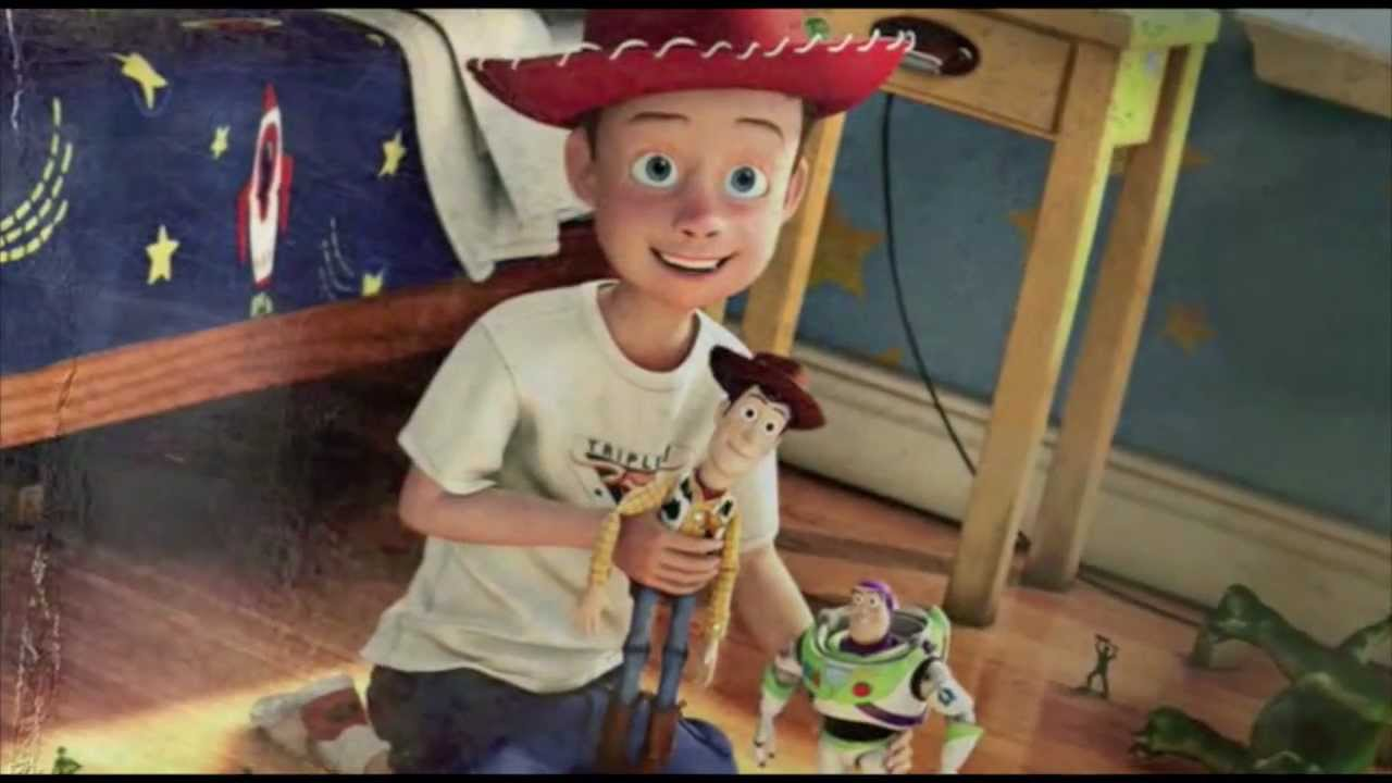 Photograph [Toy Story 3 - Andy] - YouTube