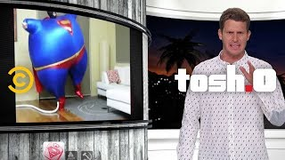 The Best Superhero Moments on Tosh.0