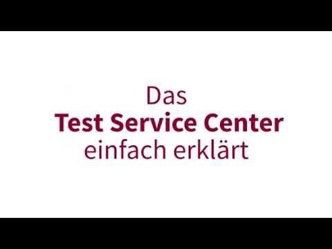Test Service Center einfach erklärt