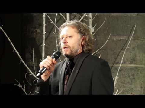 Winterconcert Eksaarde 2016 : Sebastian (Steve Harley & Cockney Rebel) Hans Peter Janssens