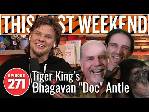"Tiger King's Bhagavan ""Doc"" Antle 