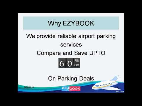 EzyBook Airport Parking