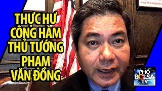 """LS Hoàng Duy Hùng: """"Công hàm của Thủ tướng Phạm Văn Đồng không có giá trị pháp lý gì hết!"""""""