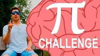 Memorizing 314 Pi Digits Challenge