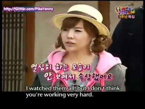 IY Pro Sunny and Cute Hyuna [ENGSUB]