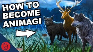 How To Become An Animagus | Harry Potter Explained