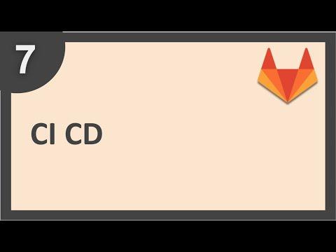 GitLab Beginner Tutorial 7 | GitLab CI/CD Getting Started