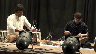 Sandip Chatterjee - Santoor Recital by Sandip Chatterjee Tabla accompanied by Subhankar Banerjee