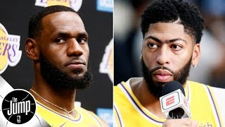 The Lakers fixed their shooting problem, but they have another issue - Amin Elhassan | The Jump