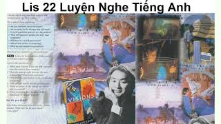 Lis 22 Luyện Nghe Tiếng Anh, Listening to English every day, Learn English Through Story Subtitle