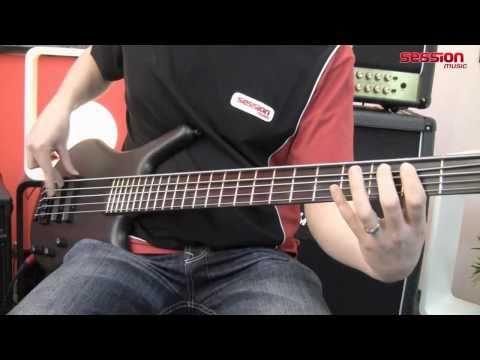 Warwick Thumb Black Edition Fretted 5-String