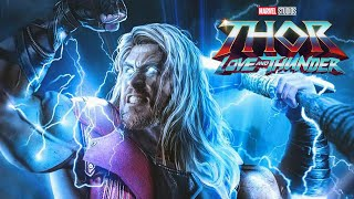 Thor 4 Love and Thunder First Look Breakdown and Marvel Easter Eggs