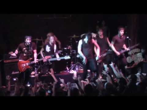 Alesana - Alchemy Sounded Good At The Time & This Is Usually The Part Where People Scream  (Hangar 110 Brazil 09.28.08) LBViDZ
