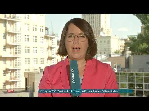 Phoebe Gaa zu den Präsidentschaftswahlen in Belarus am 10.08.20