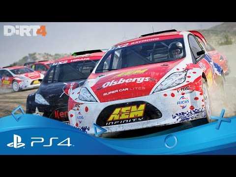 DiRT 4 | Announcement Trailer | PS4