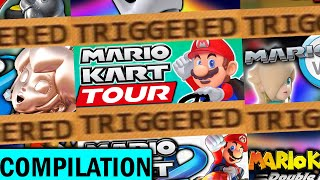 The Mario Kart TRIGGERS You Compilation!