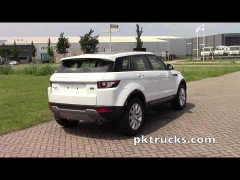 div3732 - Land Rover Range Rover Evoque SD4 4x4 SUV - NEW