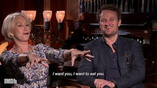 Scary Movie Memories With Helen Mirren and Jason Clarke | IMDb EXCLUSIVE