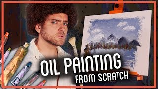 The Joy of Painting From Scratch