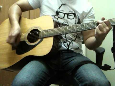 (吉他版) 张惠妹 - 解脱 Amei / Zhang Hui Mei - Jie Tuo (Guitar)