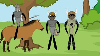 Stickman War Escape Android iOS Gameplay