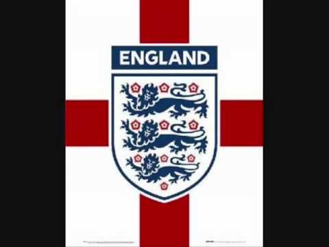 The Squad - 3 Lions 2010 (OFFICIAL SONG)