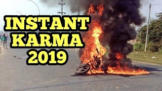 ALL NEW INSTANT KARMA ROAD RAGE COMPILATION 2019 #3
