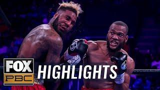 Jarrett Hurd vs Julian Williams full fight | HIGHLIGHTS | PBC ON FOX