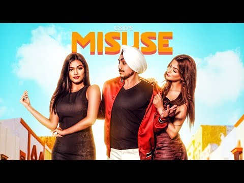 Misuse: GSD Ft Sonyaa (Full Song) Shobayy - Happy Randhawa