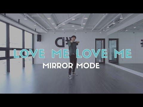 WINNER - LOVE ME LOVE ME Dance Cover (#DPOP Mirror Mode)