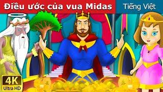 Điều ước của vua Midas - chuyen co tich - truyện cổ tích - 4K UHD - truyện cổ tích việt nam