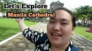 Let's explore Manila Cathedral | Travel Buddies