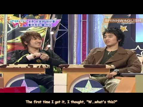 (Eng Sub) 041102 S[F@v ori t3] - Shinhwa (4/6)
