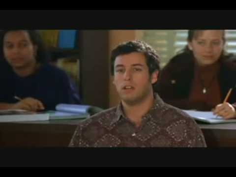 The Waterboy Tackles the Professor 0001 - YouTube