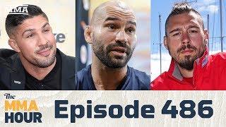 The MMA Hour: Episode 486 (w/ Artem Lobov, Brendan Schaub, Dan Hardy)